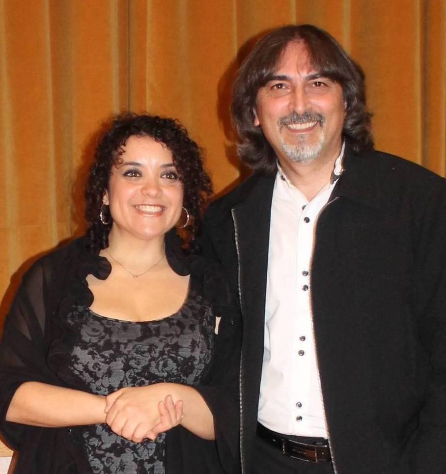 Eliana Sanna, Renzo Scanu